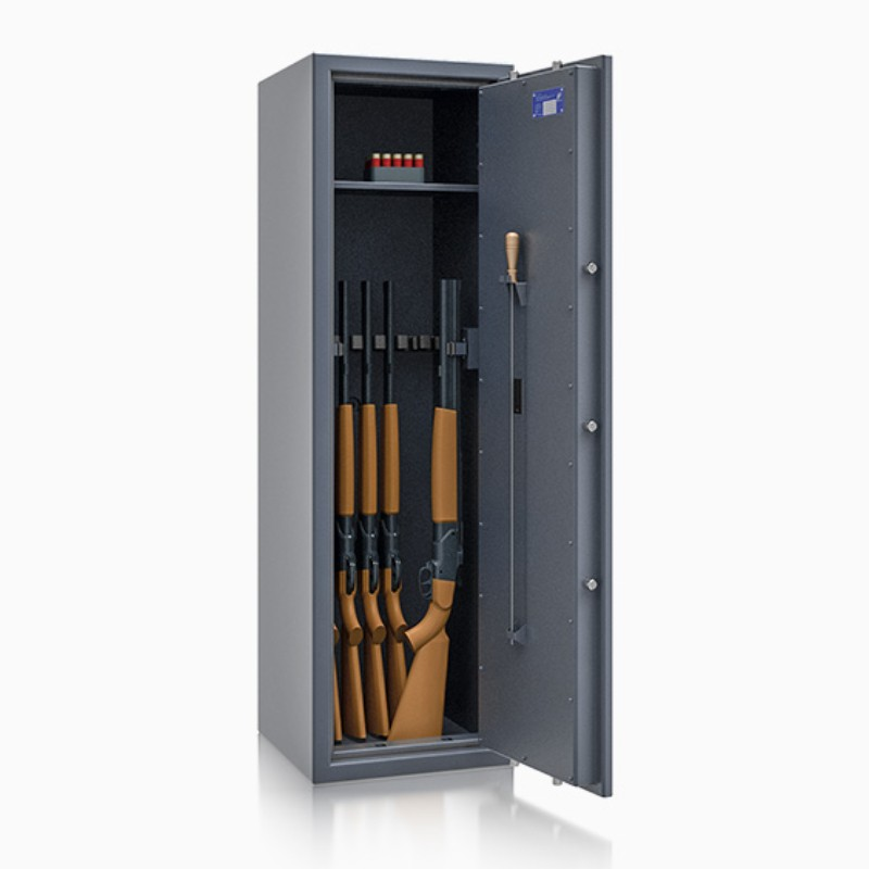 Szafa na broń długą klasa l GUNZ NEW 56474.12