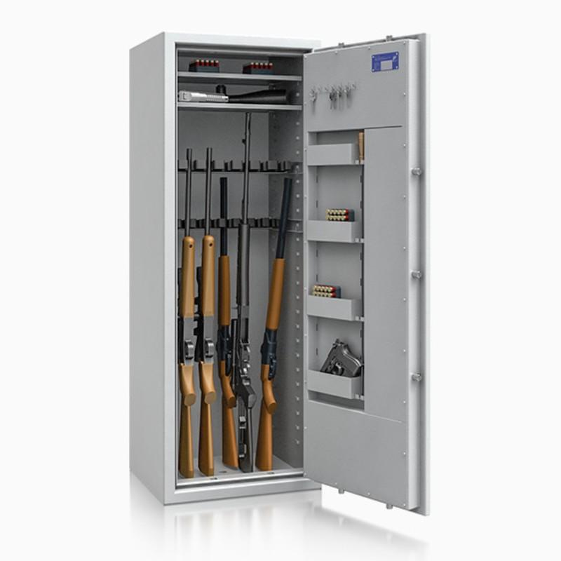 Szafa na broń długą klasa l GUNZ MAX 56466.02