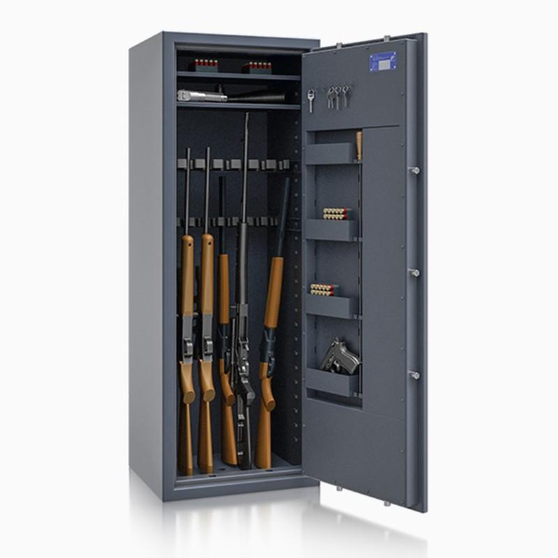 Szafa na broń długą klasa l GUNZ MAX 56466.11