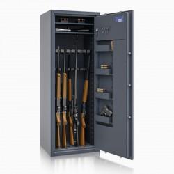 Szafa na broń długą klasa l GUNZ MAX 56466.12
