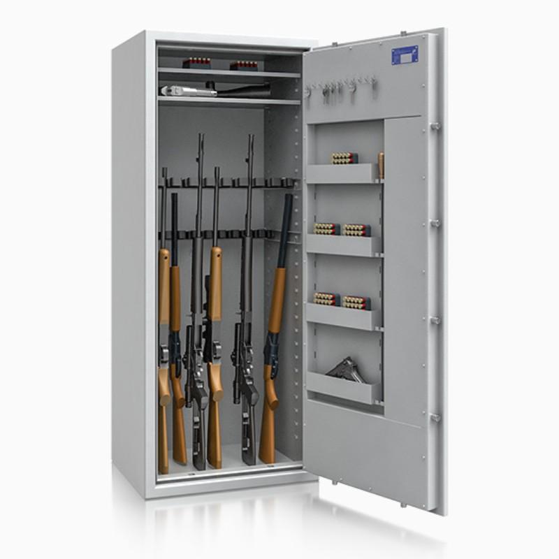 Szafa na broń długą klasa l GUNZ MAX 56469.01