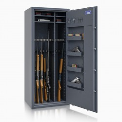 Szafa na broń długą klasa l GUNZ MAX 56469.53