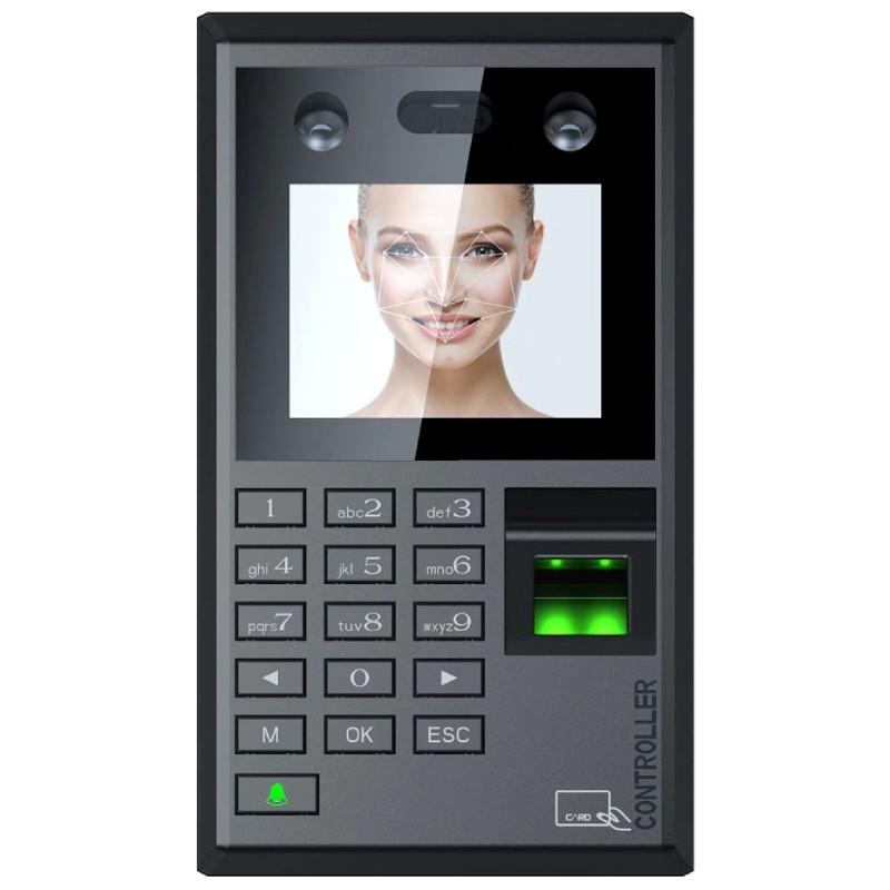 Czytnik twarzy domofon model FACE 01
