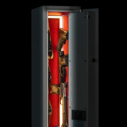 Sejf na broń długą PADERBORN 49500 EL PISTOL EXCLUSIVE