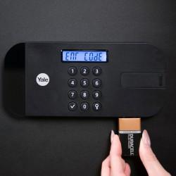 Sejf na laptop o wysokim poziomie bezpieczeństwa - YLEB/200/EB1