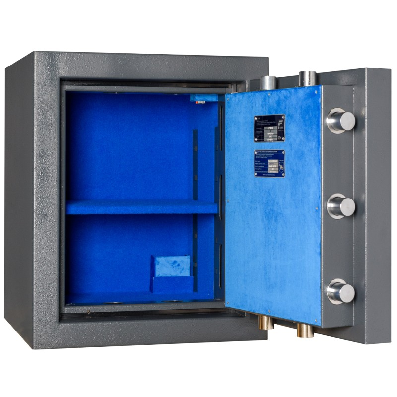 Kasa Pancerna CLE 60 MAX BLUE KL + EL