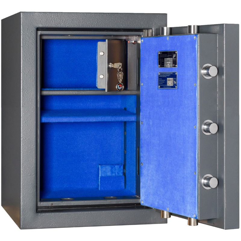 Kasa Pancerna CLE 68 MAX BLUE KL + EL