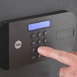 Sejf biurowy o wysokim poziomie bezpieczeństwa - YSEB/400/EB1
