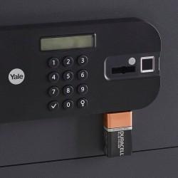 Sejf biurowy Yale Maximum Security YSFM/400/EG1 z czytnikiem linii papilarnych