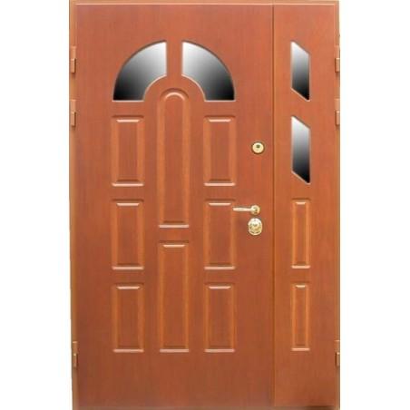 Drzwi dwuskrzydłowe antywłamaniowe DONIMET DC3.1/2