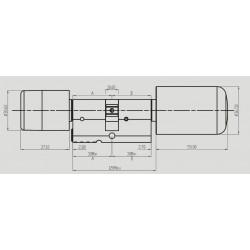 E-cylinder CC620