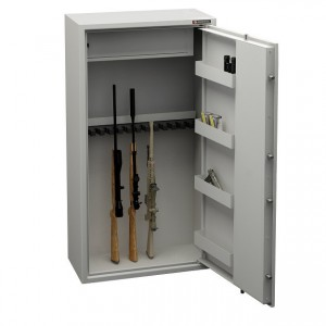 Szafa na 14 sztuk broni długiej MLB 150S/14 STANDARD