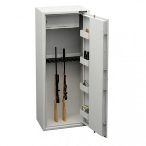 Szafa na 10 sztuk broni długiej MLB 150S/10 STANDARD
