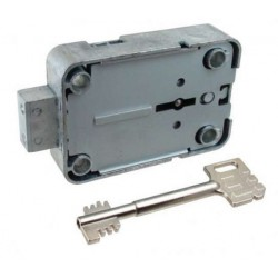 Zamek do sejfu kl. A Wittkopp CAWI- klucz 120mm