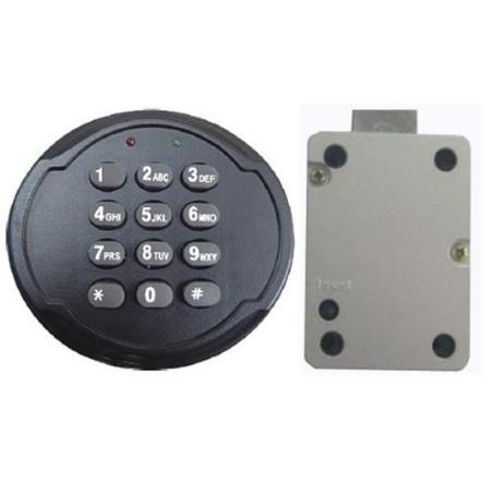 Elektroniczny bezpieczny zamek z opóźnieniem czasowym otwarcia /100 szt/