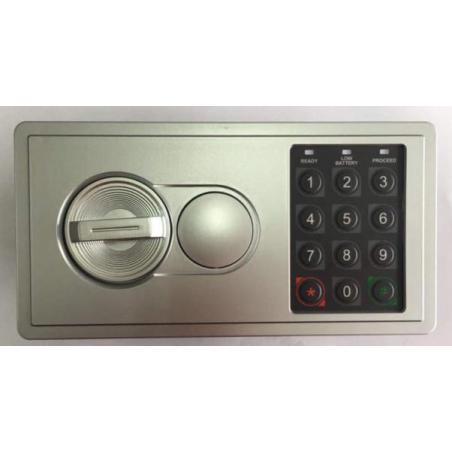 Zamek do sejfów, szyfrowy elektroniczny z podświetlaną klawiaturą /100 szt/