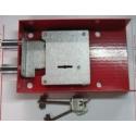 System mechanizmu blokowania kluczy