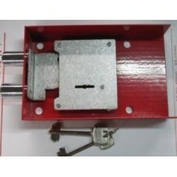 System mechanizmu blokowania kluczy /100 szt/