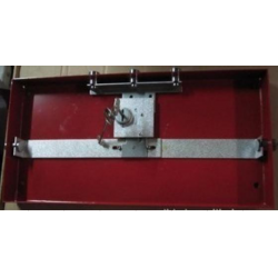 System mechanizmów blokujących klucze