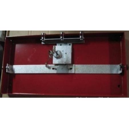 System mechanizmów blokujących klucze /100 szt/