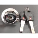 2 Klucze PCS dostarczane z blokadą kluczykową