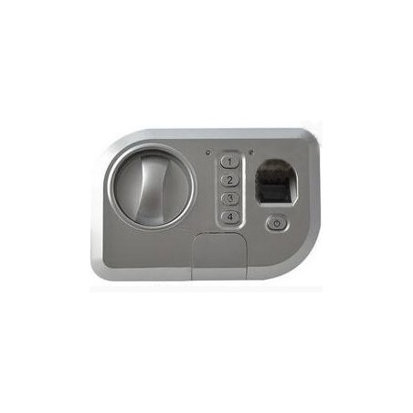 Zamek szyfrowy elektroniczny Biometryczny na odcisk palca /100 szt/