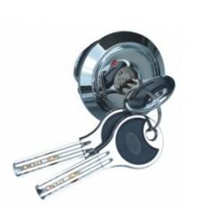 3 Klucze PCS dostarczane z blokadą kluczykową