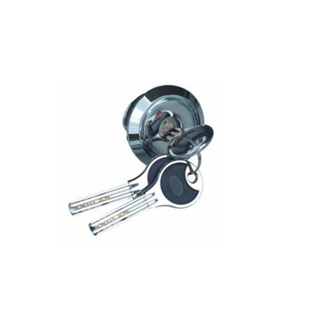 3 Klucze PCS dostarczane z blokadą kluczykową /100 szt/
