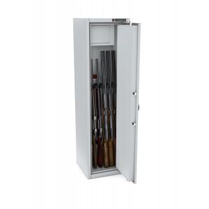 Szafa na 6 sztuk broni długiej MLB 150S/6 STANDARD