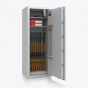 Szafa na broń długą ognioodporna DORTMUND KAMEN 55502
