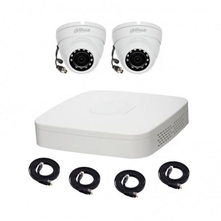 System CCTV 2 KAMERY HD