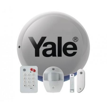 Alarm bezprzewodowy YALE SR-1200e z syreną wewnętrzną
