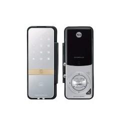 Zamek elektroniczny dodatkowy do drzwi szklanych YDG313