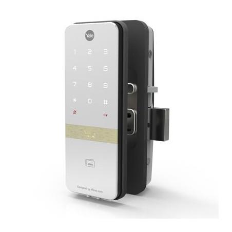 Zamek elektroniczny dodatkowy do drzwi drewnianych YDR323