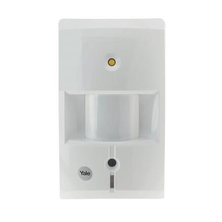 Czujnik ruchu alarmu bezprzewodowego Yale z kamerą /video/