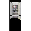 Szafa jednodrzwiowa na dokumenty MS1M 190 kl. A/(TYP 1)
