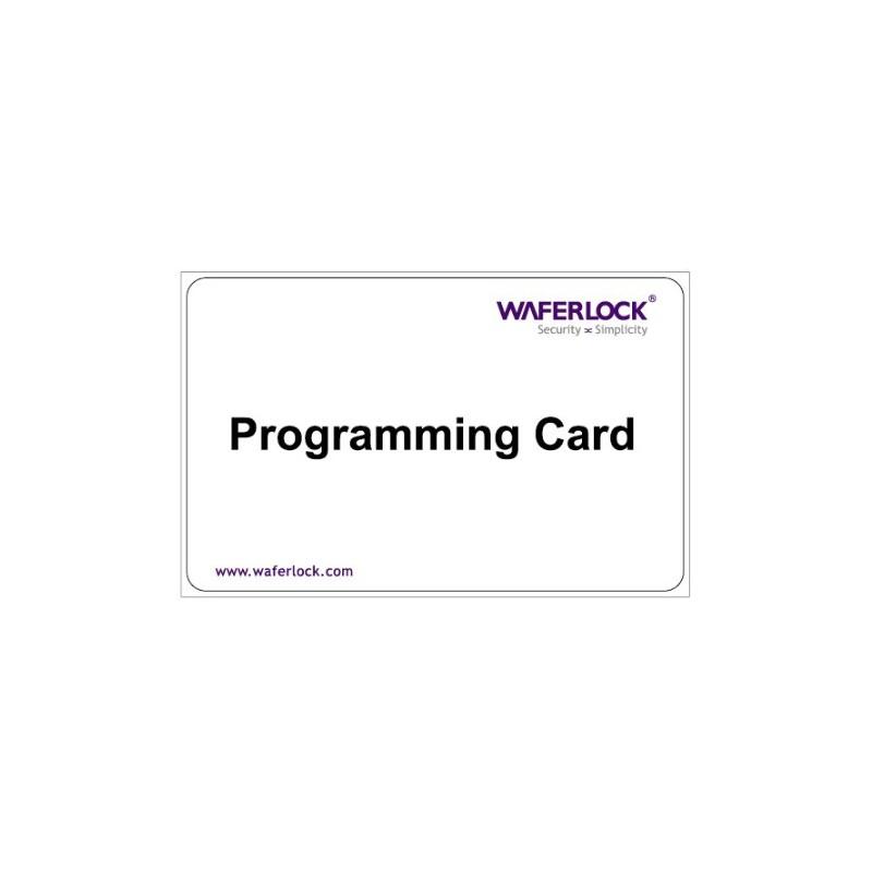 Karta dostępu programująca WAFERLOCK