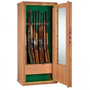 Sejf szafa na broń Metalk SCRIGNO 1736540B