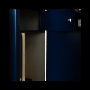 Szafa na broń Kl. S1 Freiburg 51005 BLUE