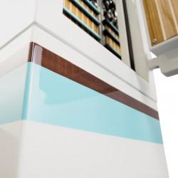 Ekskluzywny sejf domowy SIRIUS AQUAMARINE 6V STOCKINGER / III klasa VDS Katalog   Produkty Podgląd Skopiuj