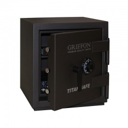 Sejf ognioodporny Griffon  CL II.50.C CHOCOLATE