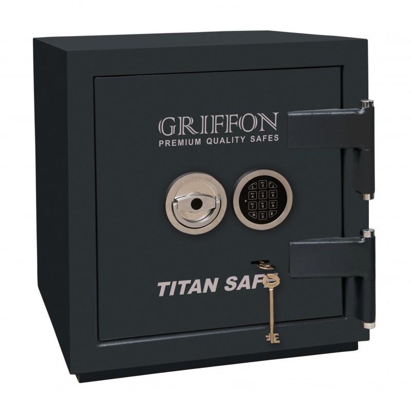 Kasa pancerna GRIFFON CL.II.50 Kl+El GRAFIT