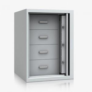 Sejf z drzwiami chowanymi do wewnątrz Osnabruck-Hellern 40605