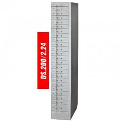 Skrytki depozytowe o połowie szerokości LOCKER DS.200/2.11