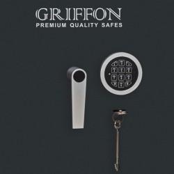 Kasa pancerna GRIFFON CL.III.90 KL+EL GRAFIT