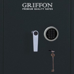 Kasa pancerna GRIFFON CL.III.120 KL+EL GRAFIT
