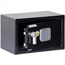 Sejf domowy podstawowy Value kompaktowy z alarmem Yale YEC/200/DB1