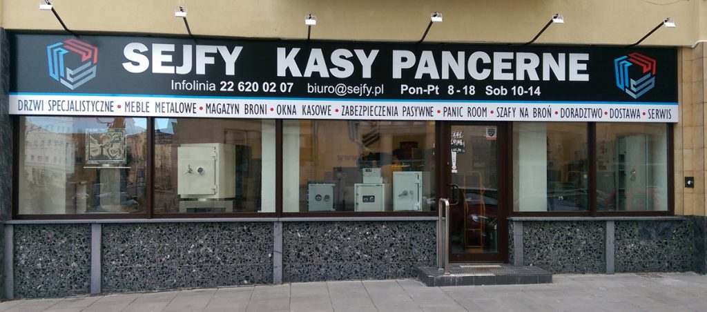 Sejfy.pl sklep