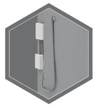 Elementy centrali alarmowej / centrala alarmowa