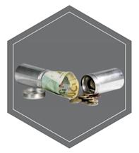 Pojemnik aluminiowy